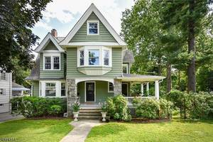 610 Springfield Ave, Summit NJ: $1,340,000