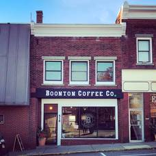Boonton Coffee Store Front