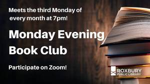 Monday Evening Book Club