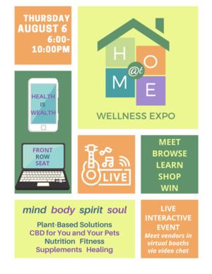 AT HOME WELLNESS EXPO