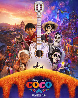 Carousel image 8795bbe5aee2540ff1fb coco poster