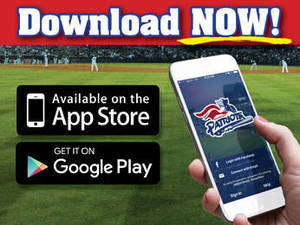 Download the Somerset Patriots Mobile App