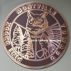 a Montville Township symbol Photo ©2019 TAPinto Montville    Melissa Benno   1.JPG