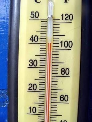 Heat Wave in Effect
