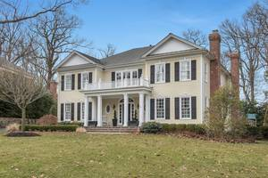 72 Fernwood Road, Summit, NJ: $2,750,000
