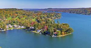 Carousel image 913a81ea5cd095f09206 lake mohawk aerial fall 2016