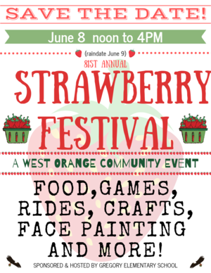 81st annual Strawberry Festival