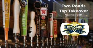 Two Roads Tap Takeover