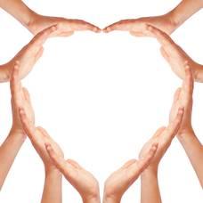 Giving / Volunteer Heart