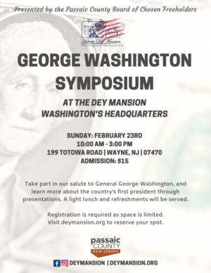Flyer, George Washington Symposium, Feb 2020.png