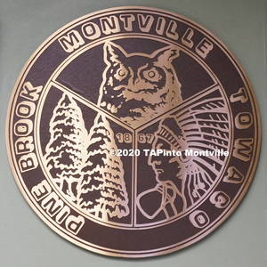 a Montville Township symbol Photo ©2020 TAPinto Montville    Melissa Benno   1.JPG
