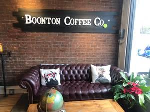 Boonton Coffee Interior