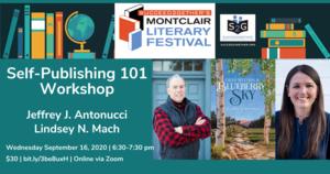 Online Workshop: Self-Publishing 101