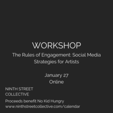 Ninth Street Collective Workshop on Best Practices for Social Media Strategies for Artists.PNG