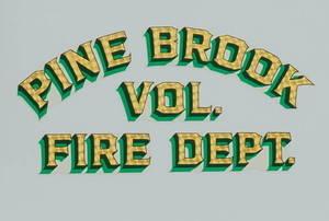 Pine Brook Fire Dept