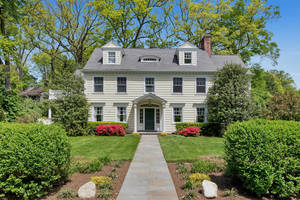 34 Whittredge Road, Summit, NJ: $2,150,000