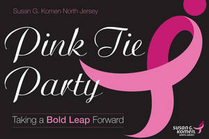 Susan G. Komen North Jersey Pink Tie Party