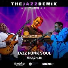 The Jazz Remix – Jazz Funk Soul