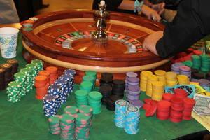 Casino night tagline