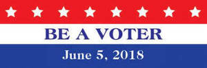 Carousel image aff8b22ab00272dfb277 be a voter june 5th