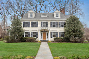 34 Whittredge Road, Summit, NJ: $2,075,000
