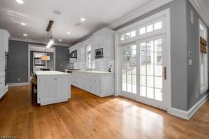 Imagine a white kitchen!