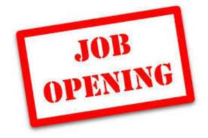 Carousel image b100447f72959b7aeb61 job opening