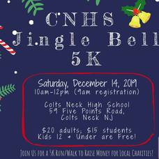 CNHS Jingle Bell 5K