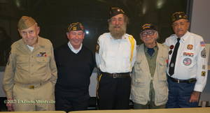 Carousel image b11c22d2698f443e9441 a five vfw post 5481 members speak at the montville twp public library  2017 tapinto montville