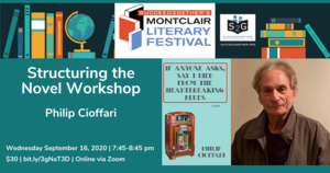 Online Workshop: Structuring the Novel Workshop