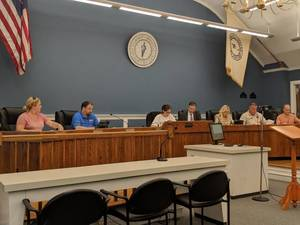 Carousel image b815786857411f67d59c township committee special meeting