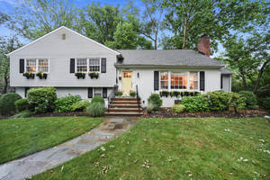 Short Hills Home Listing: Parsonage Hill Road