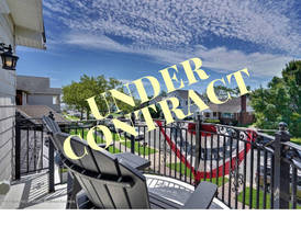 UNDER CONTRACT: Location, Location, Location!