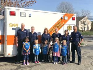 Carousel image bd8e220ce124e87e775a cookies and girl scout donations may 2018 courtesy of the montville township first aid squadjpg