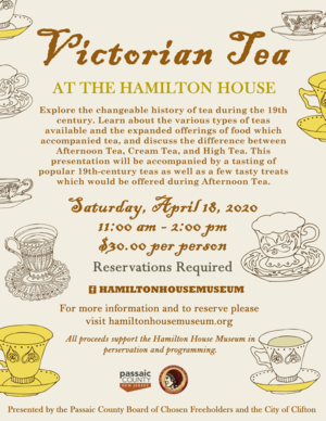 Flyer, Victorian Tea, 2020.png