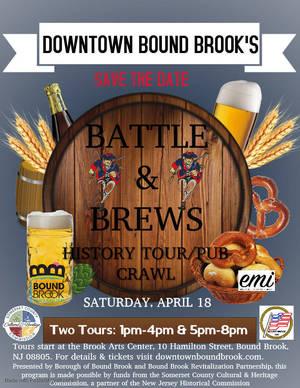 Bound Brook 2020 Battle and Brews