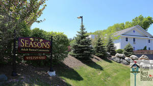 RARE OPPORTUNITY 2BR APT Available At Seasons Adult Rental Community In Sparta