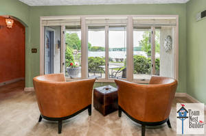 OPEN HOUSE SUNDAY 1 pm to 3 pm $600K!: Live Lakeside on Lake Mohawk with a Pool!