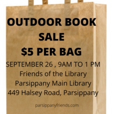 Friends of the Library Bag Sale