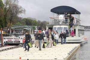 Carousel image c4b25674ace64329dbed 003377e84280f0f5b417 the lake hopatcong block party boasts a children s area  varied demonstrations  entertainment and free boat rides provided by bridge marina and lake hopatcong cruises.
