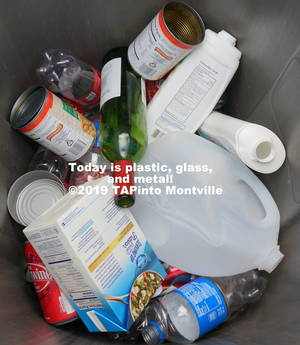 Recycle Montville_Plastic_glass_metal