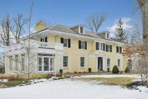 81 Oak Ridge Avenue, Summit, NJ: $3,750,000