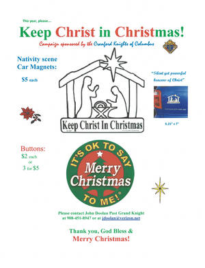 Carousel_image_c74ec581c15eb704fe54_2017_k_of_c_keep_christ_in_christmas__it_s_ok_to_say_merry_christmas_to_me_button_flyer