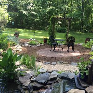 V Great Patio Shot with Trellis and waterfall.JPG