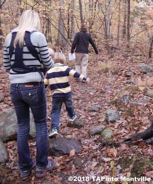 Hiking at Pyramid