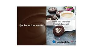 HearingLife, WestfieldNJ, Chocolate Event