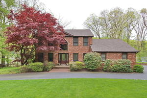 NEW LISTING!  Fabulous Colonial on 1/2 acre!!