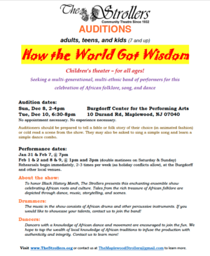 Wisdom audition notice.png