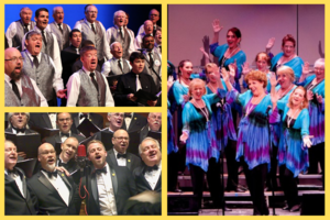 Three New Jersey Choruses Will Present  Free Online Show May 23