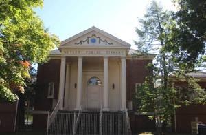 Nutley Public Library Historic Entrance.JPG